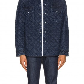 Quilted Western Shirt