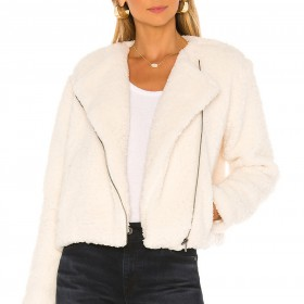 Jack By BB Dakota Country Roads Shearling Jacket