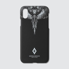Black Wings iPhone Xs Case