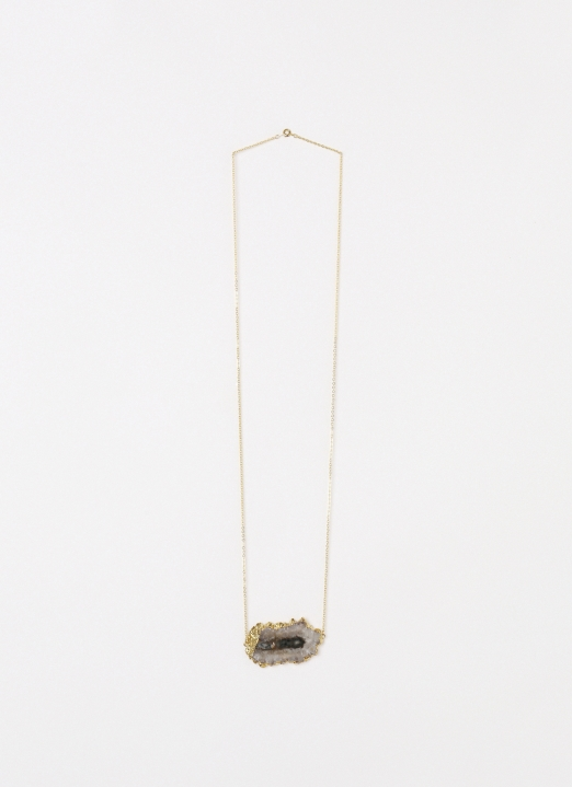 Eden By Sight Stalactite Necklace 2