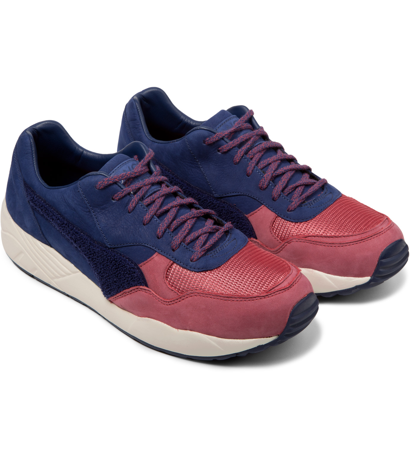 meilleure sélection 4aa60 5072d BWGH x PUMA Patriot Blue XS-698 Shoes, Puma
