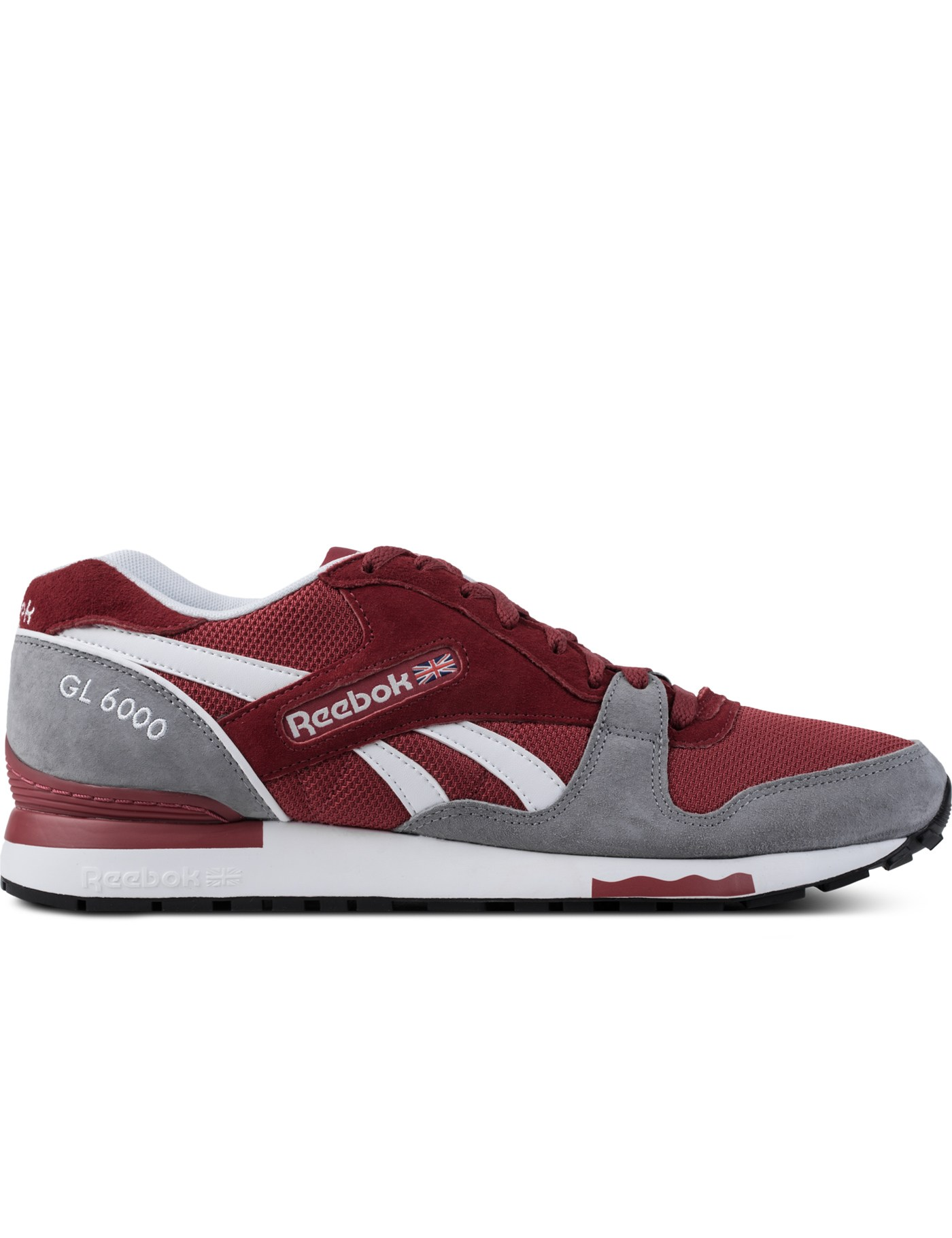 quality and quantity assured largest selection of new styles Flash Red/Flat Grey/White M46407 GL 6000 Shoes, Reebok