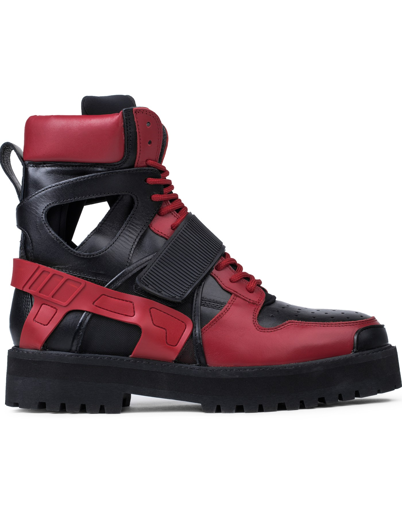 Buy Original Hood By Air Hba X Forfex Avalanche Boots At Indonesia