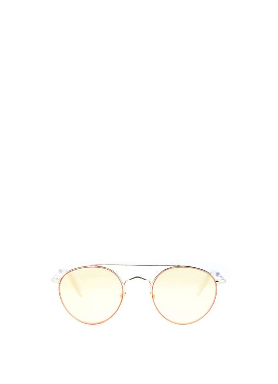Raito Yellow Shichinin Sunglasses
