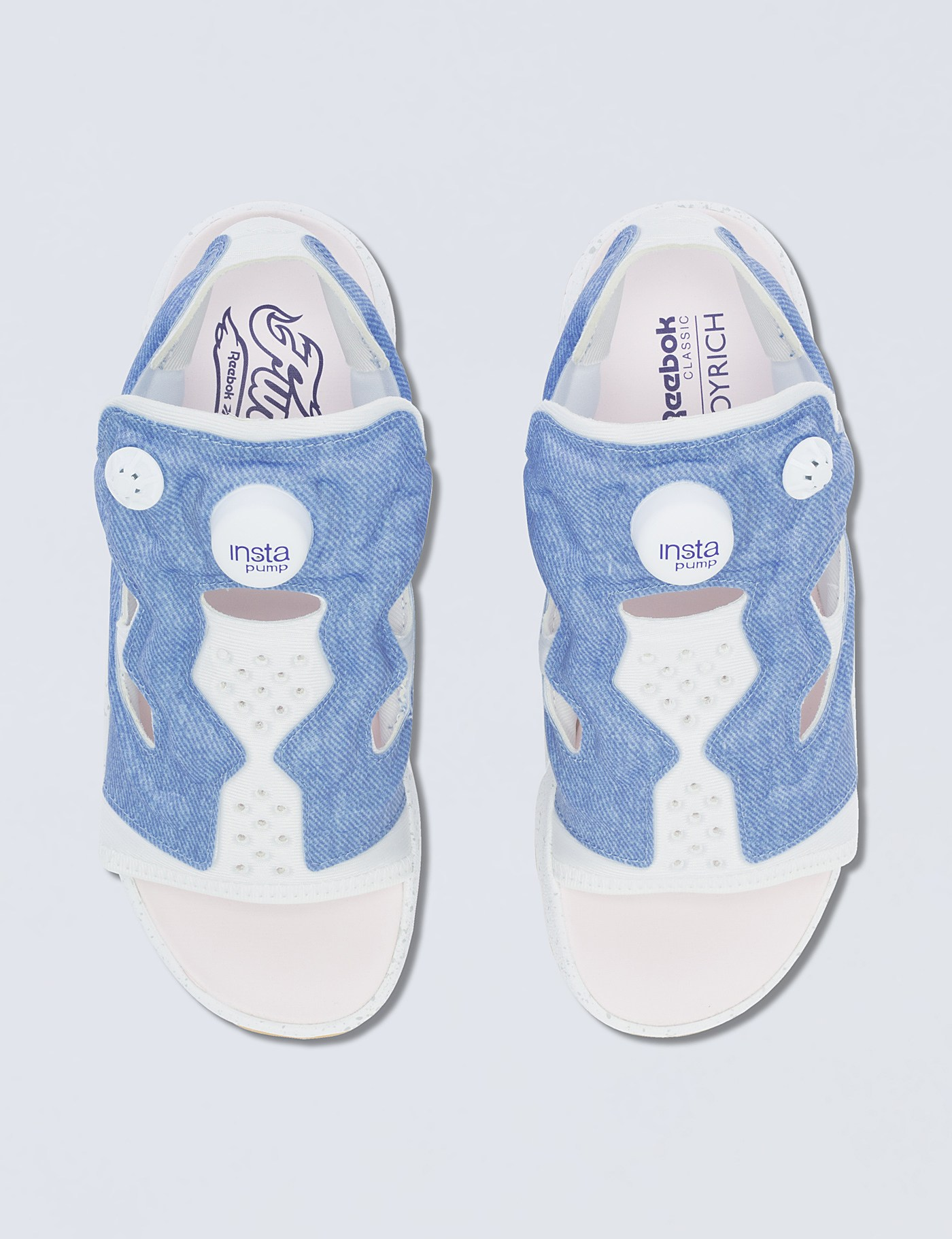 3bddff178b0c Buy Original Reebok Instapump Fury Sandal X Joyrich at Indonesia ...
