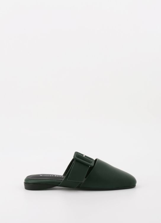 Winston Smith Green Claire sandal