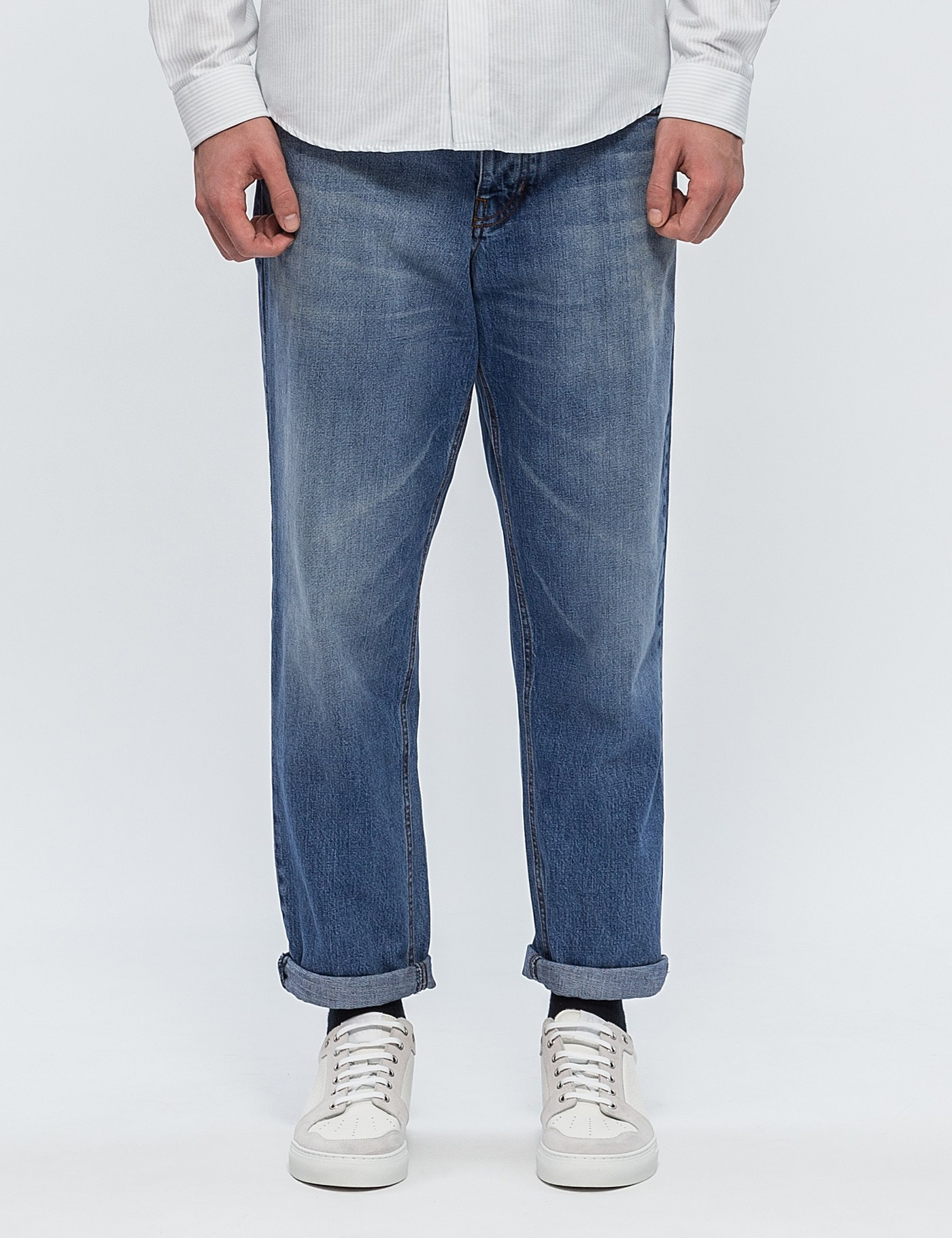 cc96bf50524 Buy Original ami Carrot Fit 5 Pockets Jeans at Indonesia