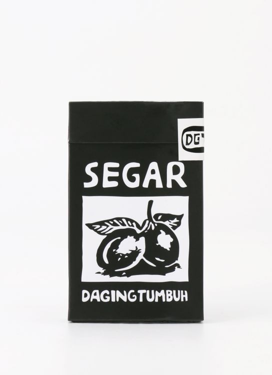 DGTMB by Eko Nugroho Paket Box Rokok Patches