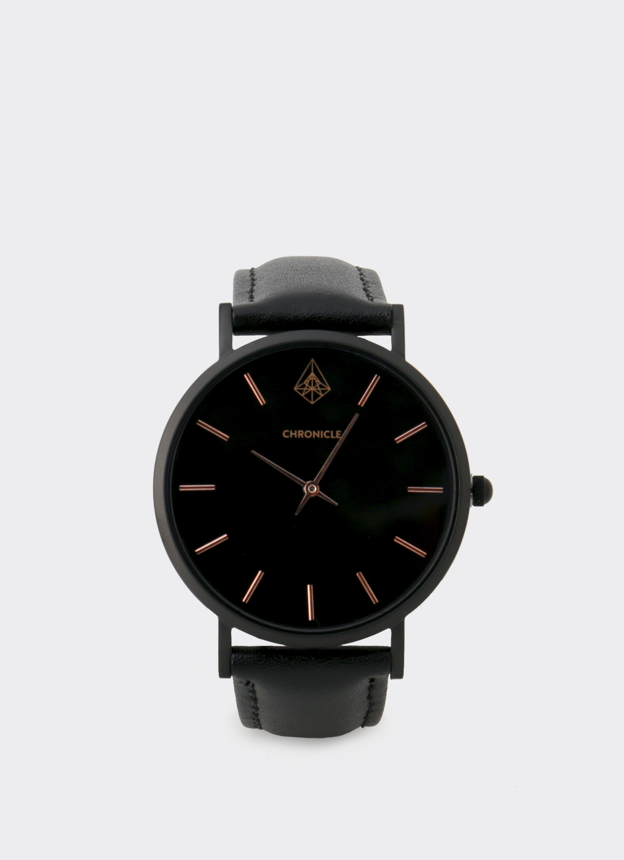 Chronicle Timepiece Black Rose Bouverie 36 mm Watches