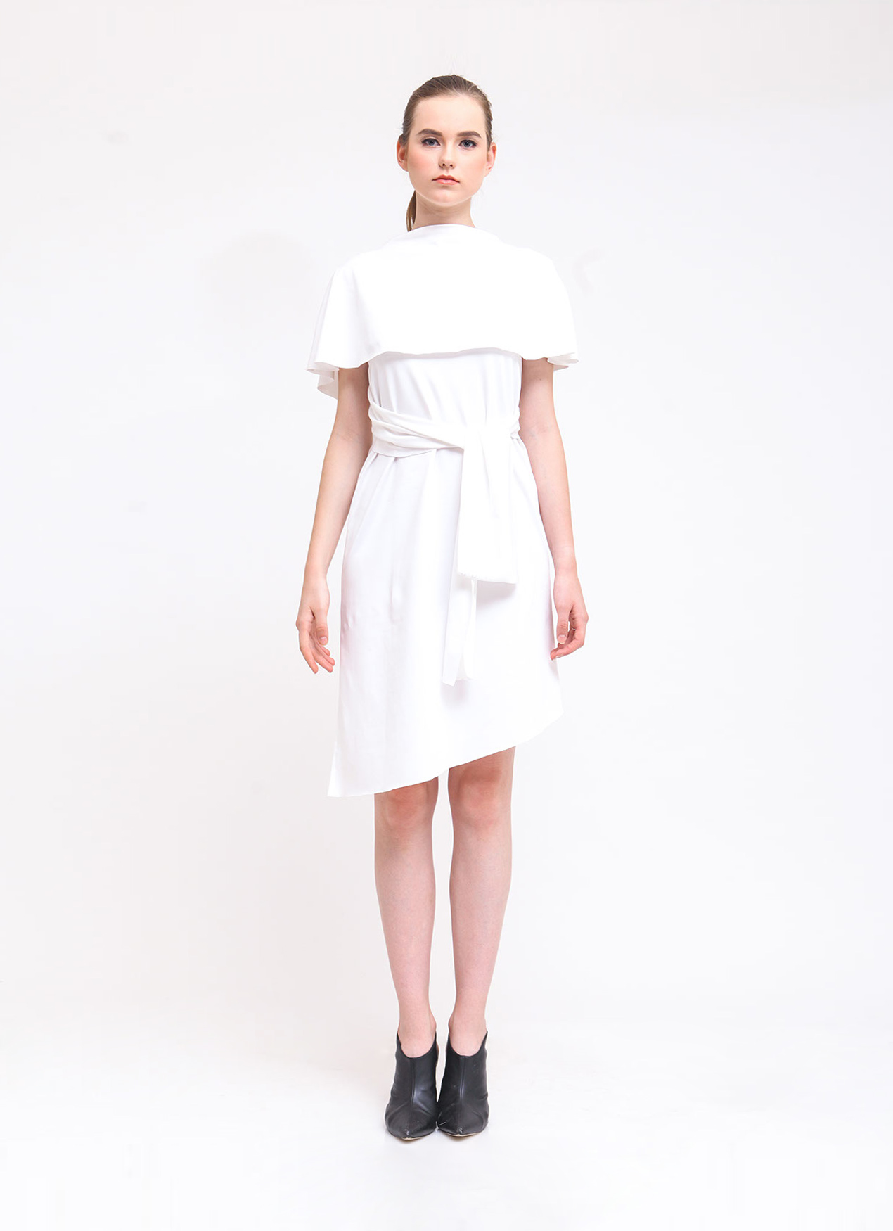 71da79de96b Anynome White Audrey Multiway Dress  Anynome White Audrey Multiway Dress ...