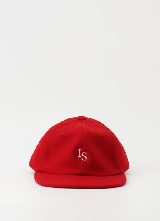 Influential Syndicate Red Wool Caps
