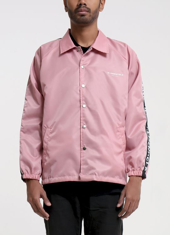 W.Essentiels Pink Delibes Windbreaker