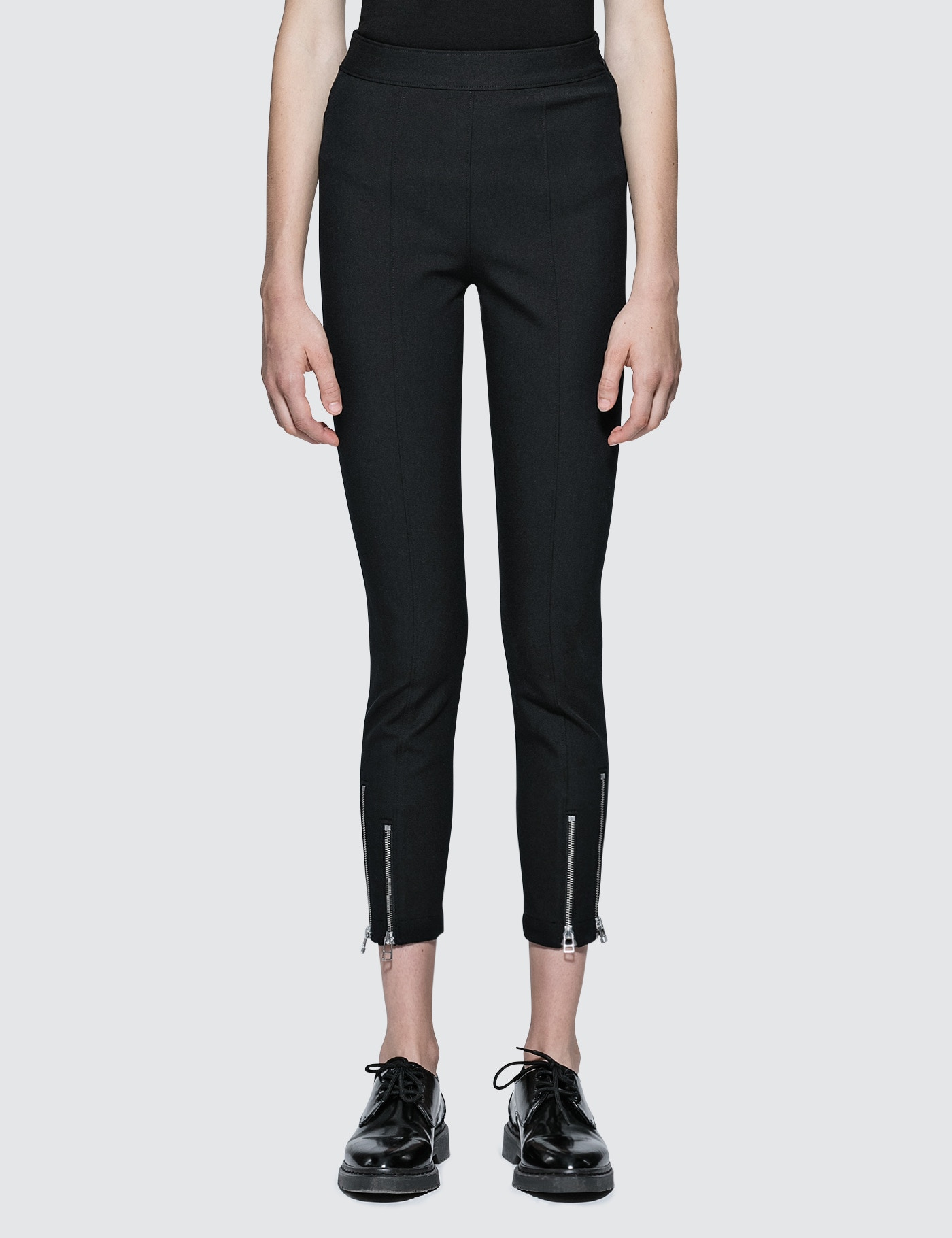 0ac210504c6a Buy Original Alexander Wang Super Stretch Cotton Pant With Ankle ...