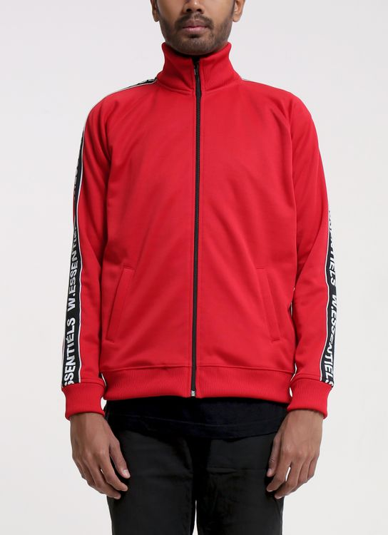 W.Essentiels Red Florent Tracksuit