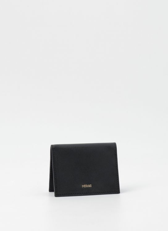 Meraki Goods Black Bifold Wallet