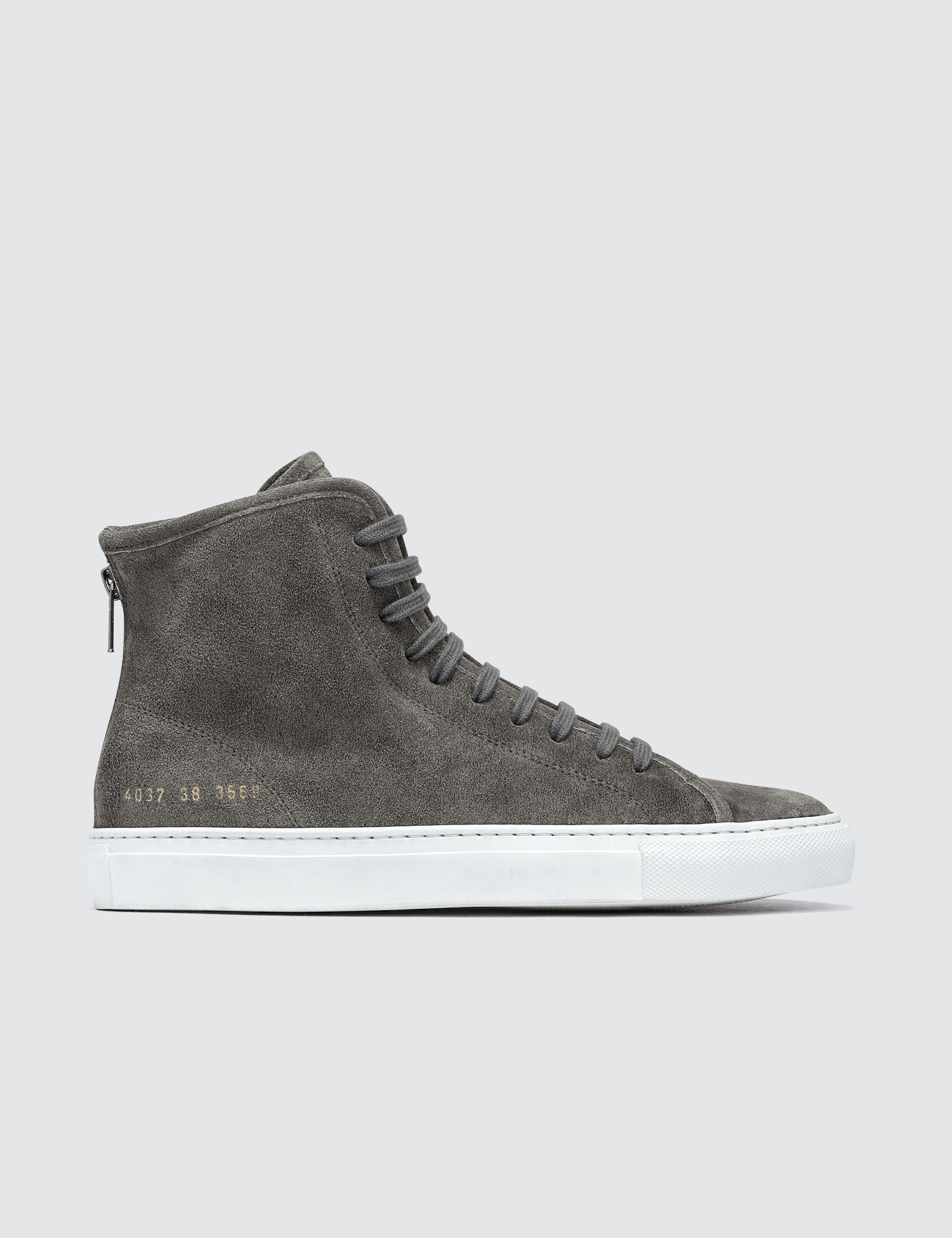 0091b4d177bc Buy Original Common Projects Tournament High Waxed Suede at ...