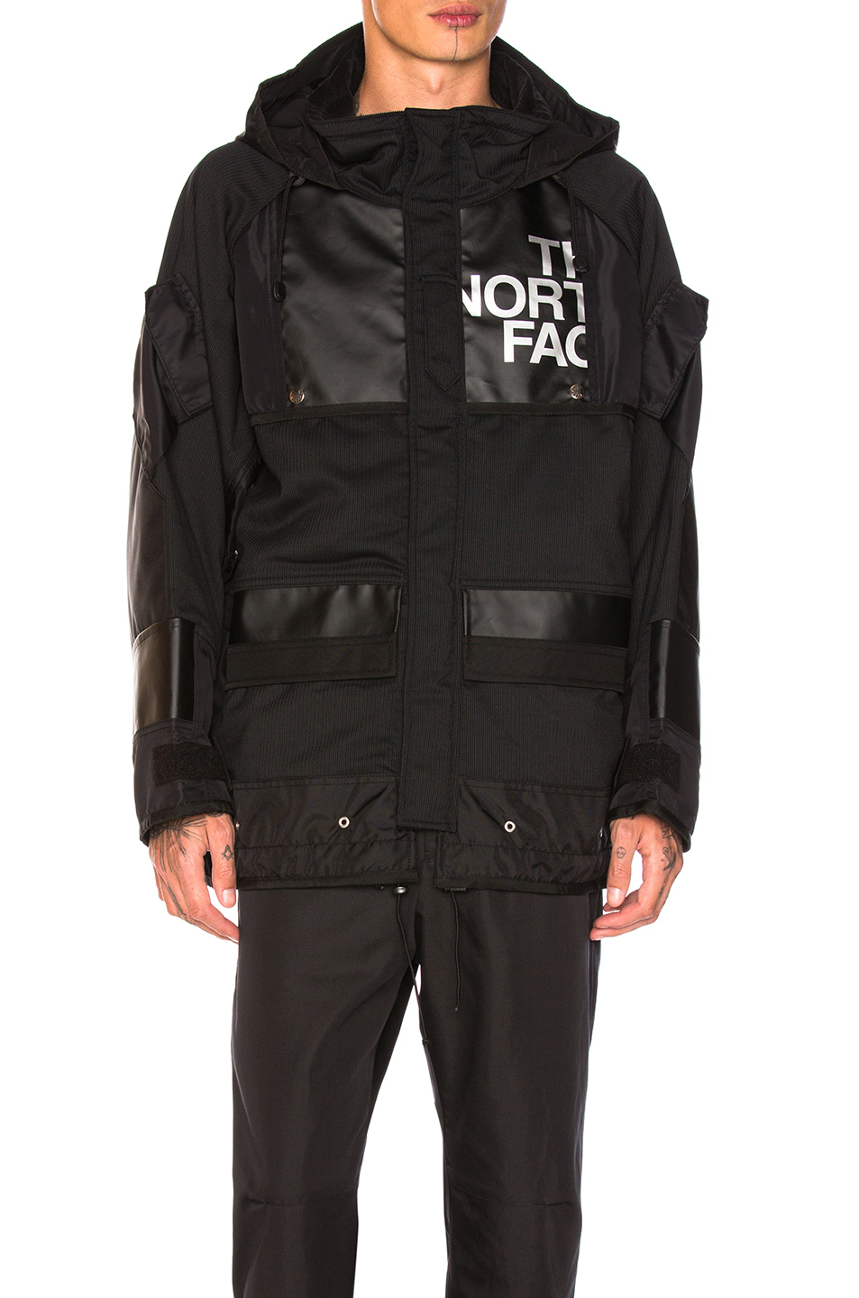 405e9a4fb5678 x The North Face Jacket, Junya Watanabe