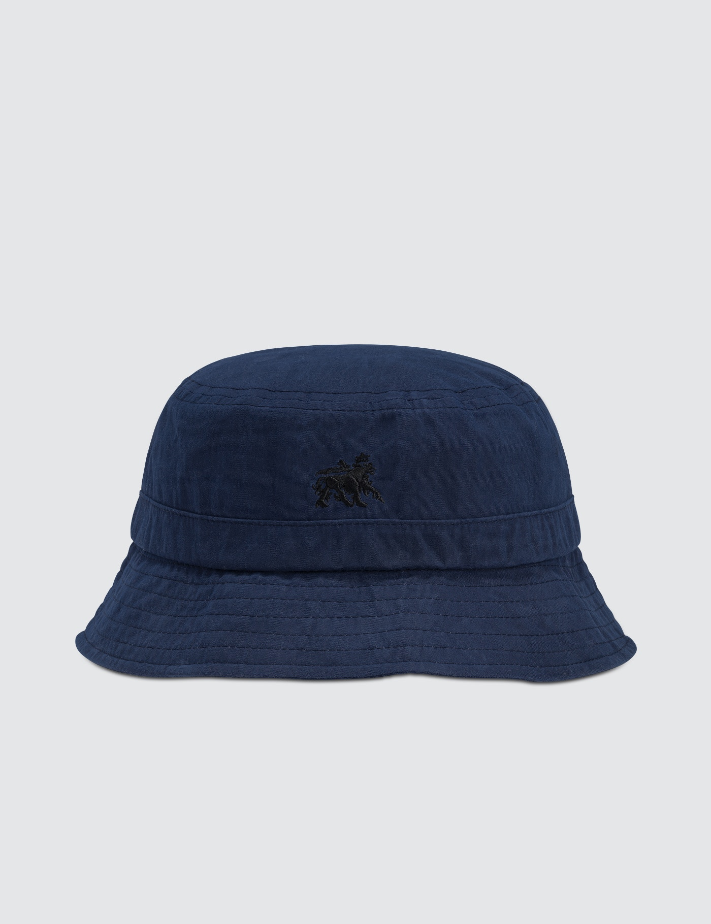 Buy Original Stussy Wax Cotton Lion Bucket Hat at Indonesia  ec3e2532074