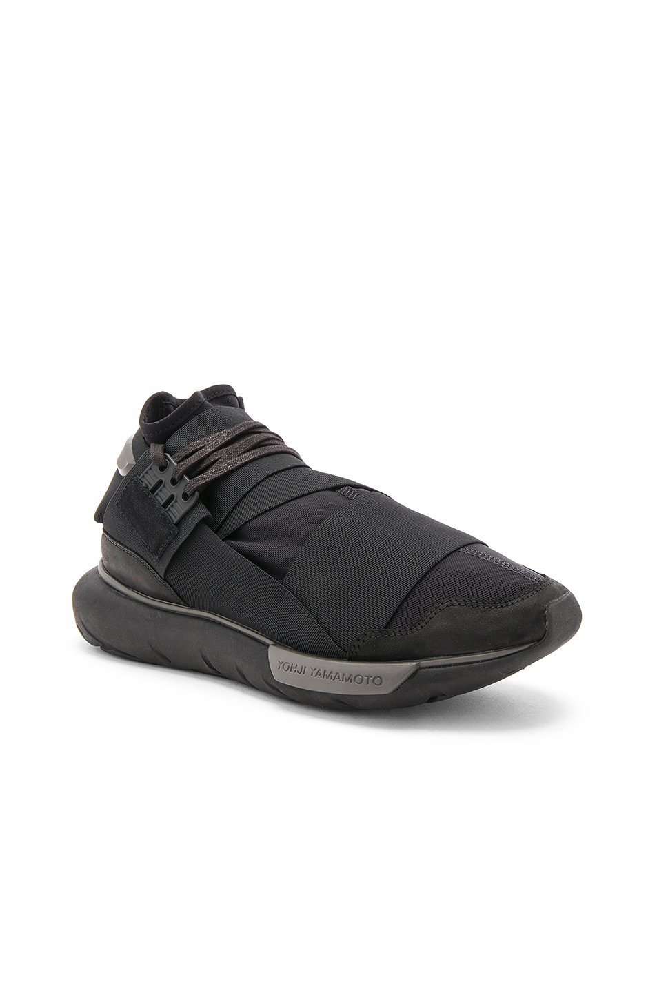 d6c099ac78a2b Buy Original Y-3 Yohji Yamamoto Qasa High at Indonesia