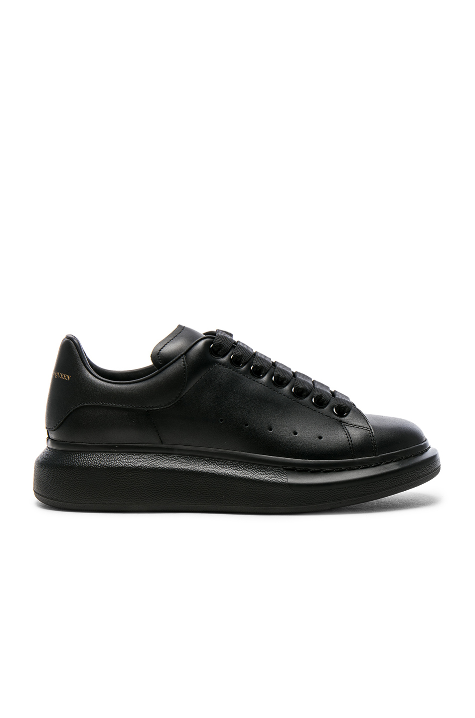 e28f2b1c43fc Buy Original Alexander McQueen Leather Platform Sneakers at ...