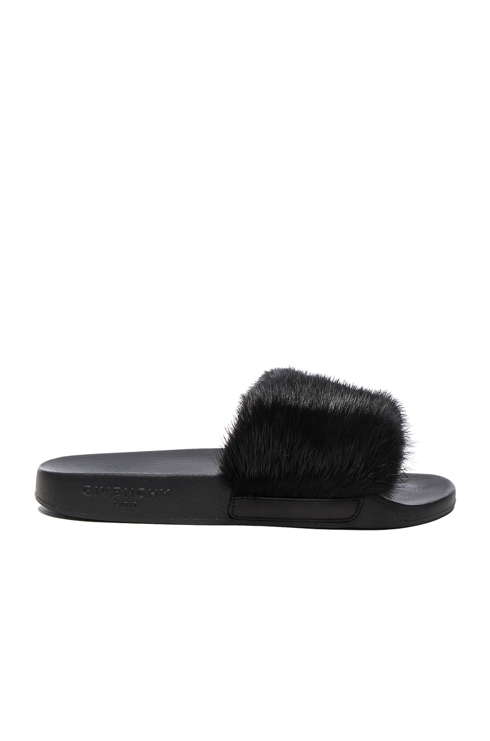 588d587bac5d Givenchy Mink Fur Slides  Givenchy Mink Fur Slides ...