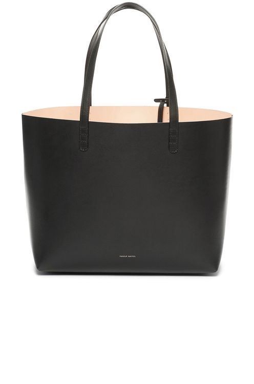 Mansur Gavriel Coated Large Tote