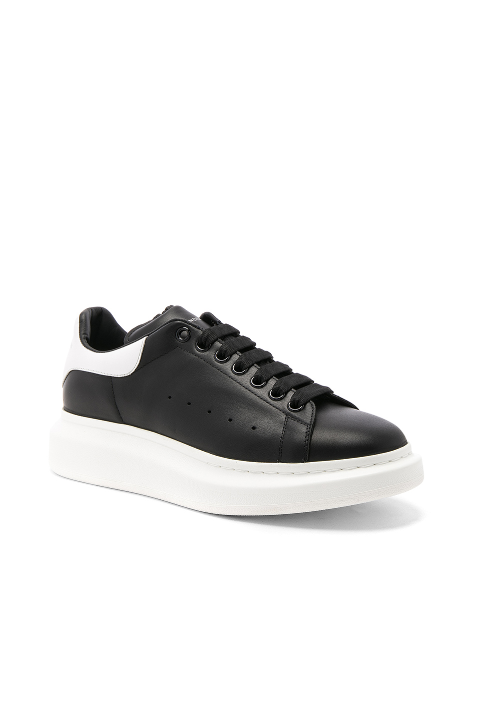 39c792c9e88f Alexander McQueen Leather Platform Sneakers  Alexander McQueen Leather  Platform Sneakers ...