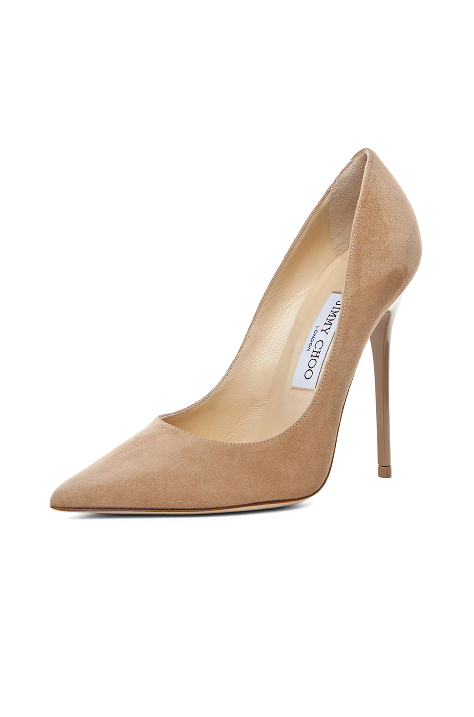 60ce81f6f583 Buy Original Jimmy Choo Anouk Suede Pumps at Indonesia ...