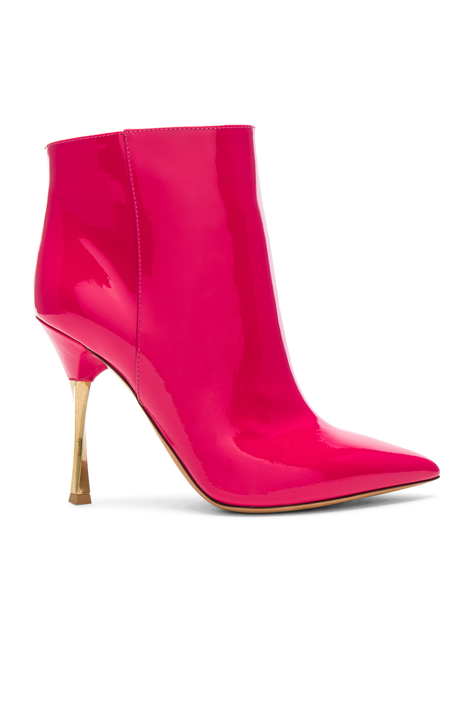 d737e664fb2 Valentino Patent Leather Ankle Boots; Valentino Patent Leather Ankle Boots  ...