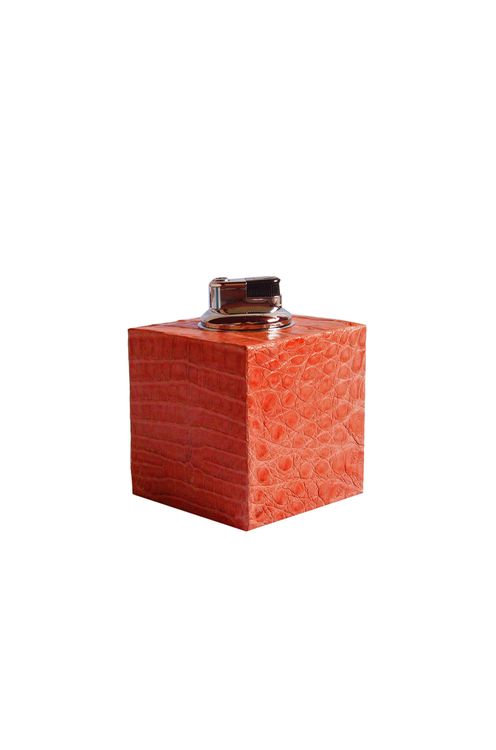 Hunting Season Square Croc Table Lighter