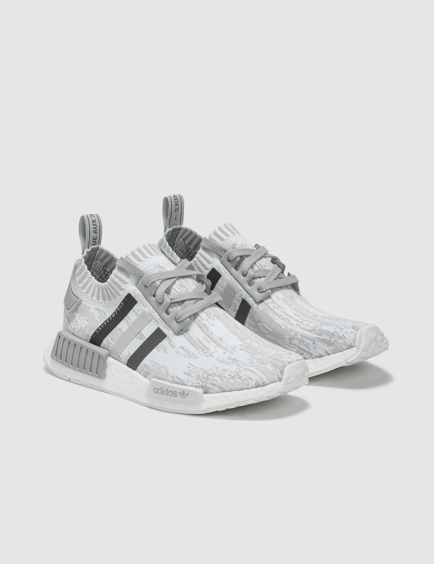the sale of shoes best place new images of NMD R1 W PK, Adidas Originals