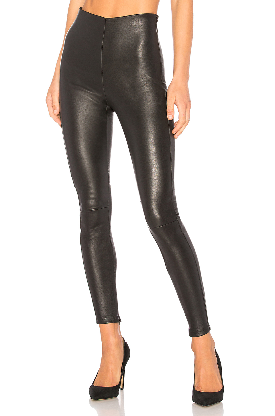 2019 discount sale professional prevalent High Waisted Leggings With Zippers, MLML