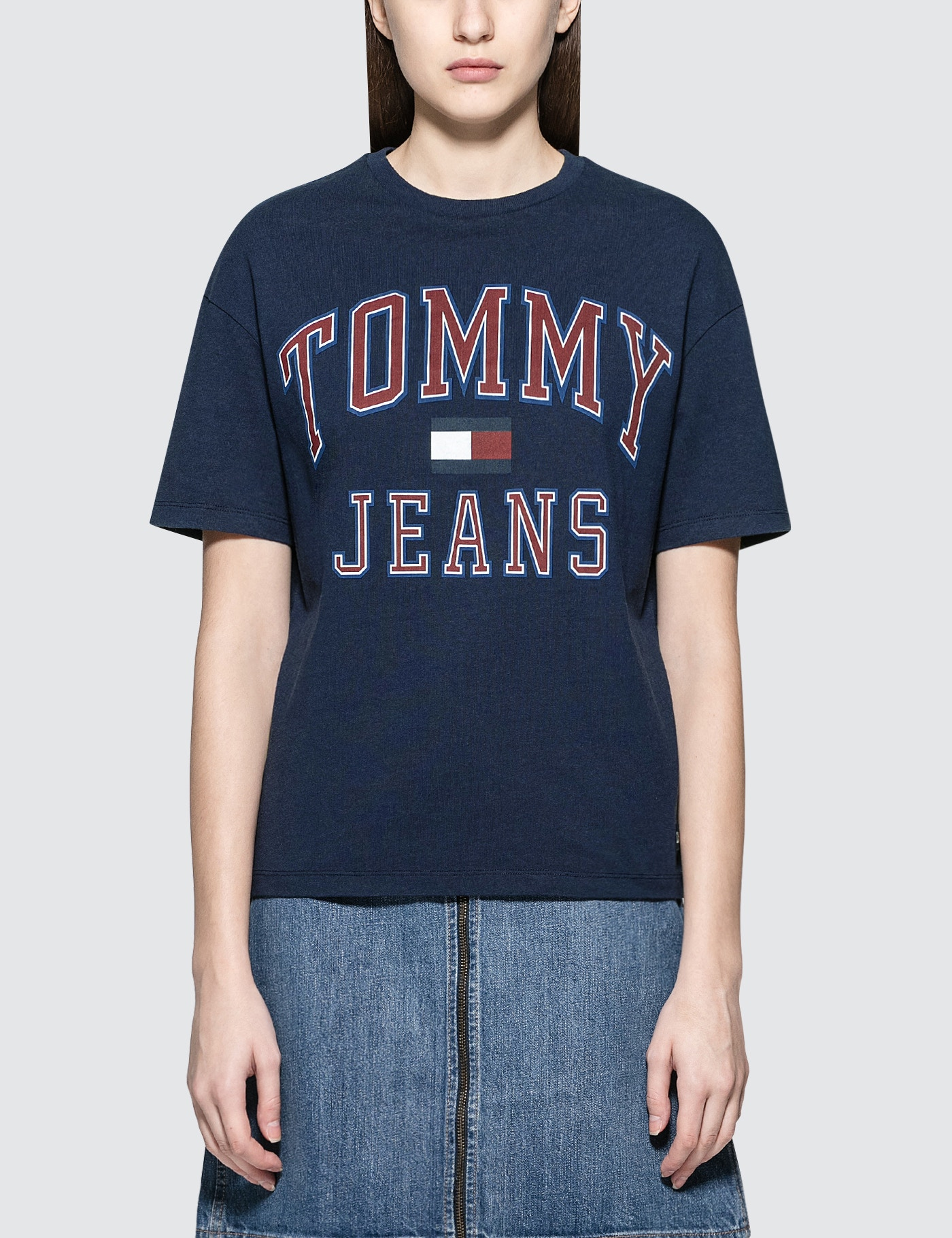 huge discount 7989e 8c423 90S CN S/S T-Shirt, Tommy Jeans