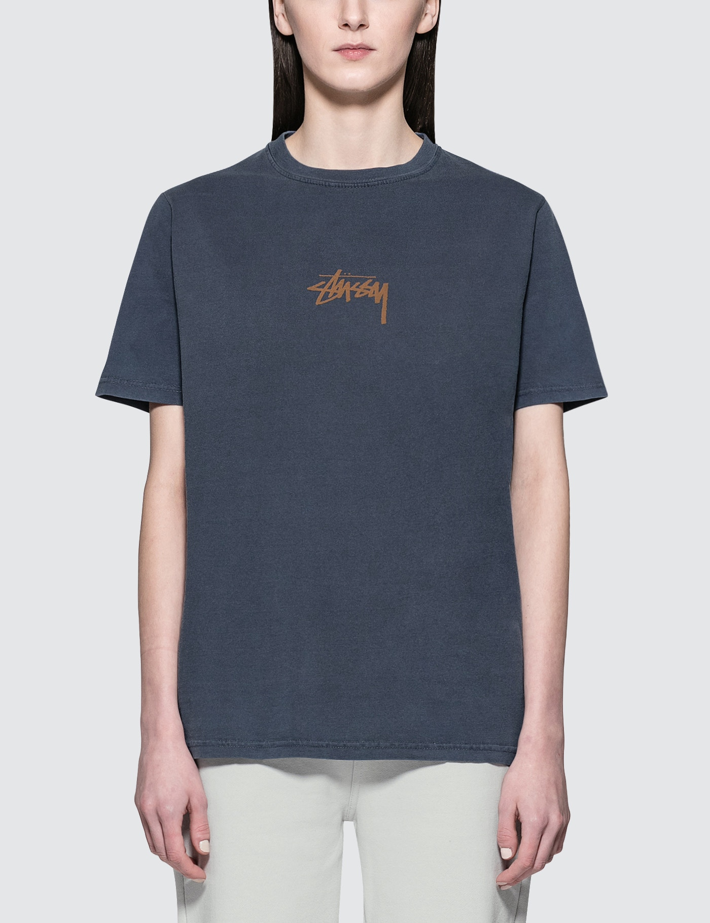 890807ba Buy Original Stussy Stock Pig. Dyed Tee at Indonesia | BOBOBOBO