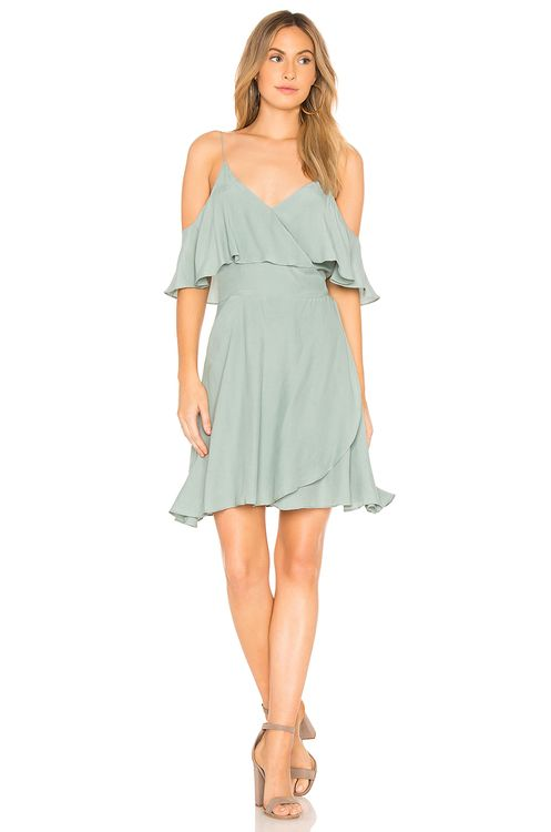 SWF Holli Wrap Dress