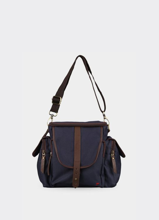 Taylor Fine Goods Blue 403 Leibovitz  Camera Bag