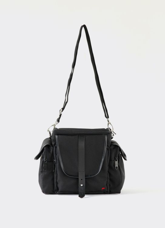 Taylor Fine Goods Black 403 Leibovitz Camera Bag