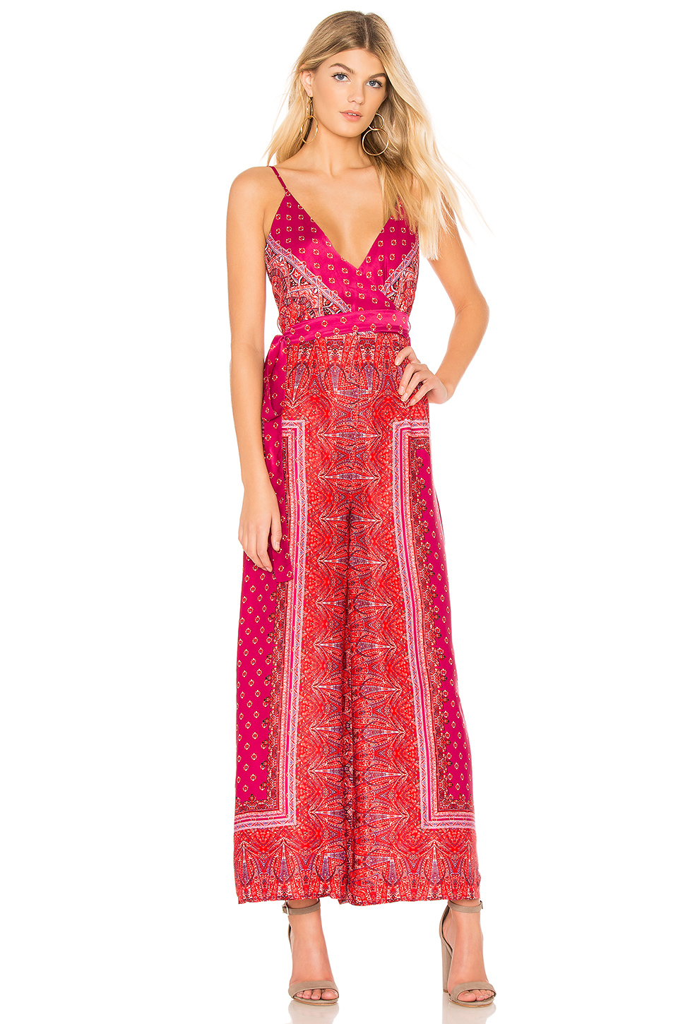 a788d178f65 Free People Cabbage Rose Jumpsuit  Free People Cabbage Rose Jumpsuit ...