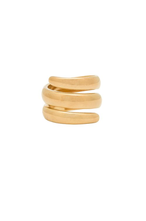 Five and Two Jess Wrap Around Ring