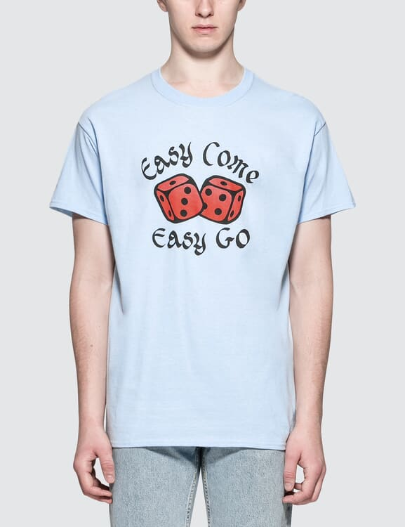 Strangers Easy Come S/S T-Shirt