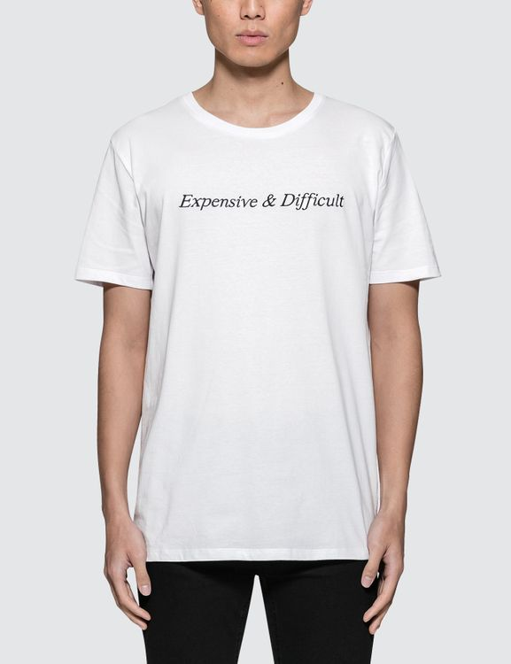 NASASEASONS Expensive & Difficult T-Shirt