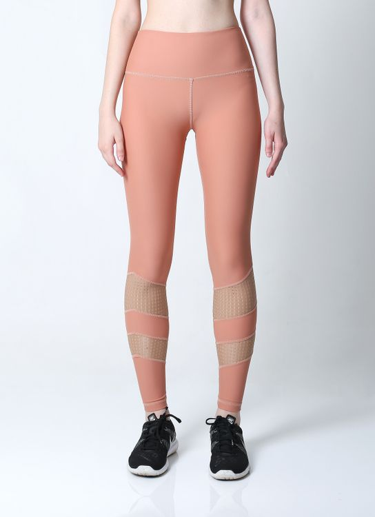 Cuca Active Honey Glow Peninsula Legging