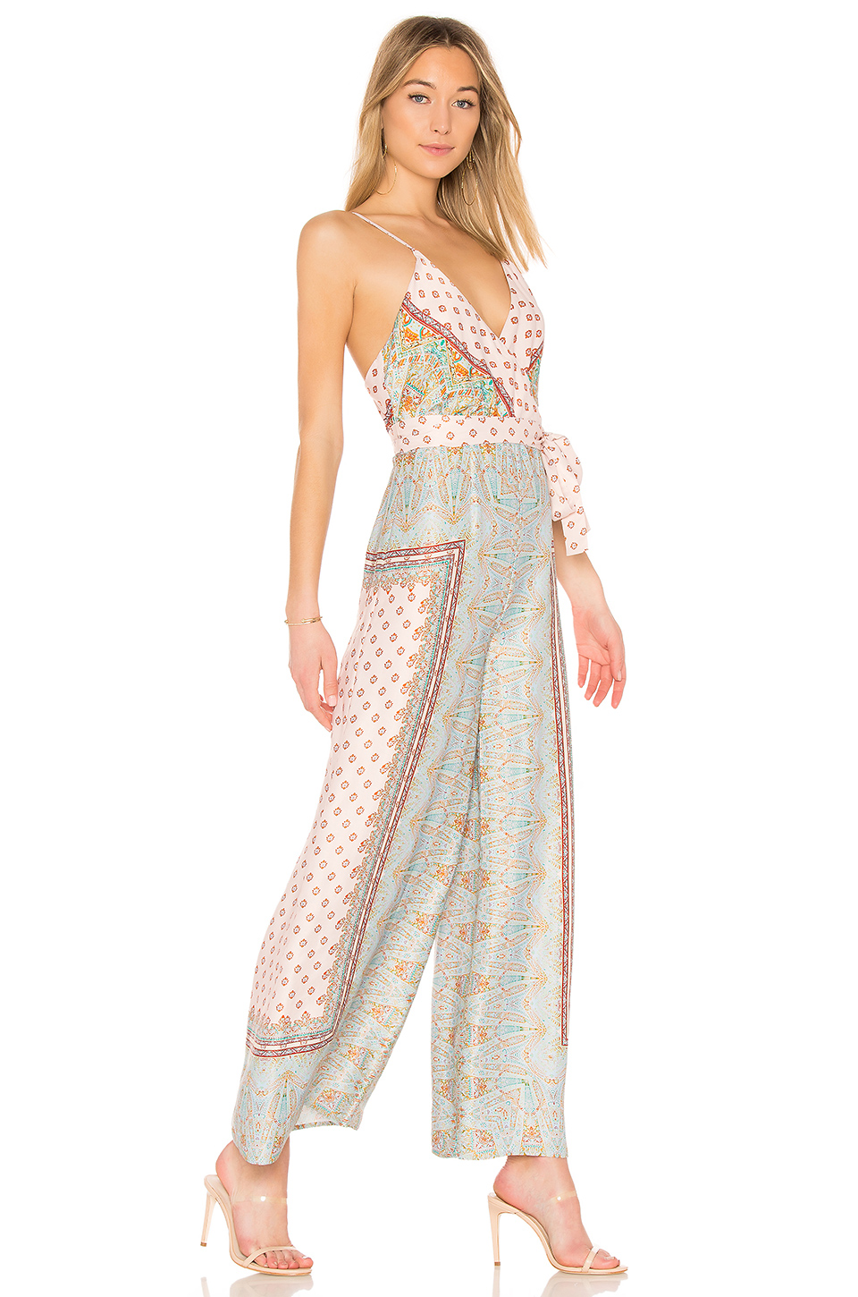 9858e1a2f0d Buy Original Free People Cabbage Rose Jumpsuit at Indonesia ...
