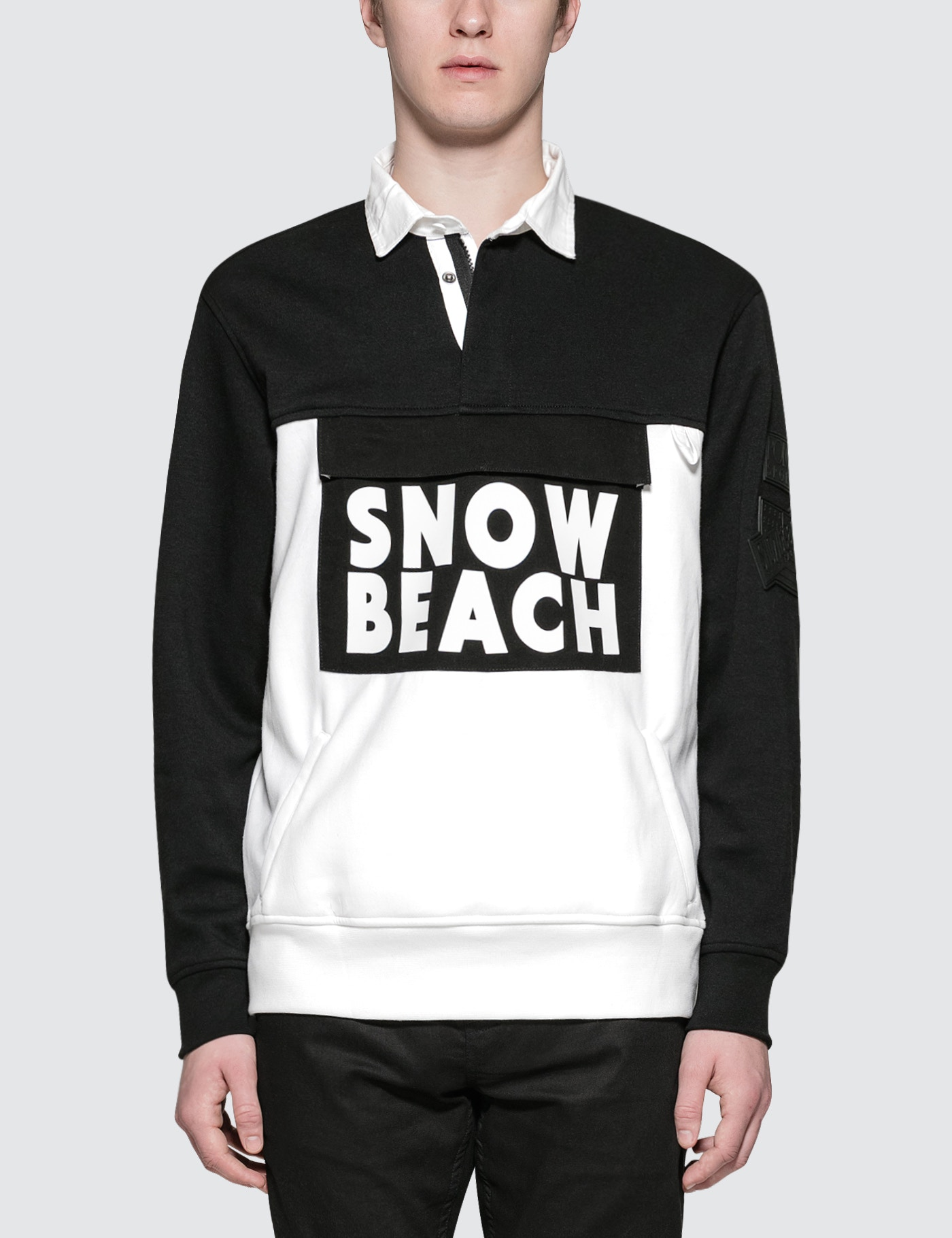 Double Ralph ShirtPolo The Lauren Tech Beach Knit Snow Rugby pqGMLUzSjV