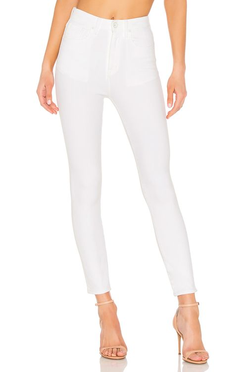 Father's Daughter Alexandria High Rise Skinny