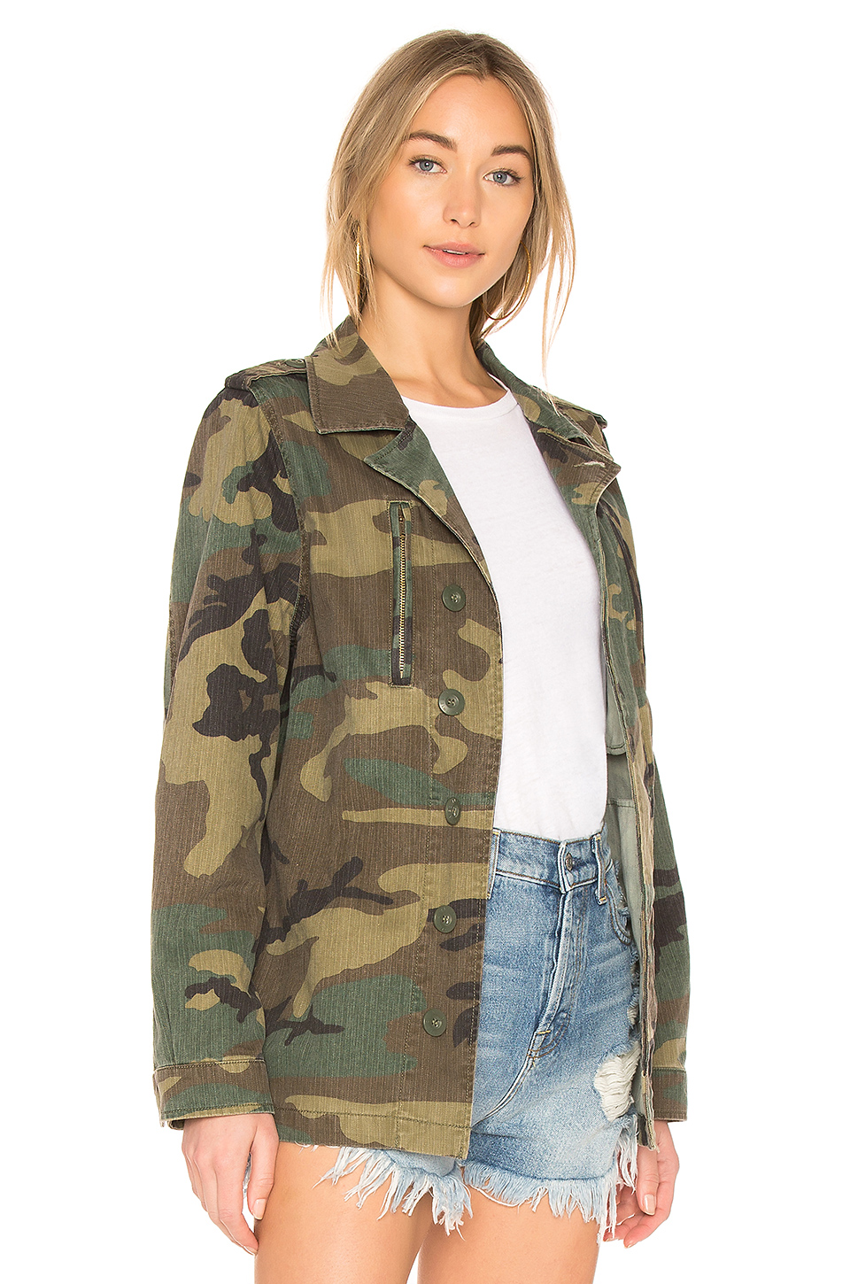half off a6bb9 5a4a3 French Field Coat, ALPHA INDUSTRIES