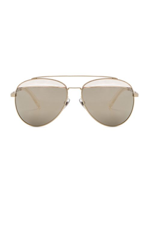 Oliver Peoples x Alain Mikli Aviator Sunglasses