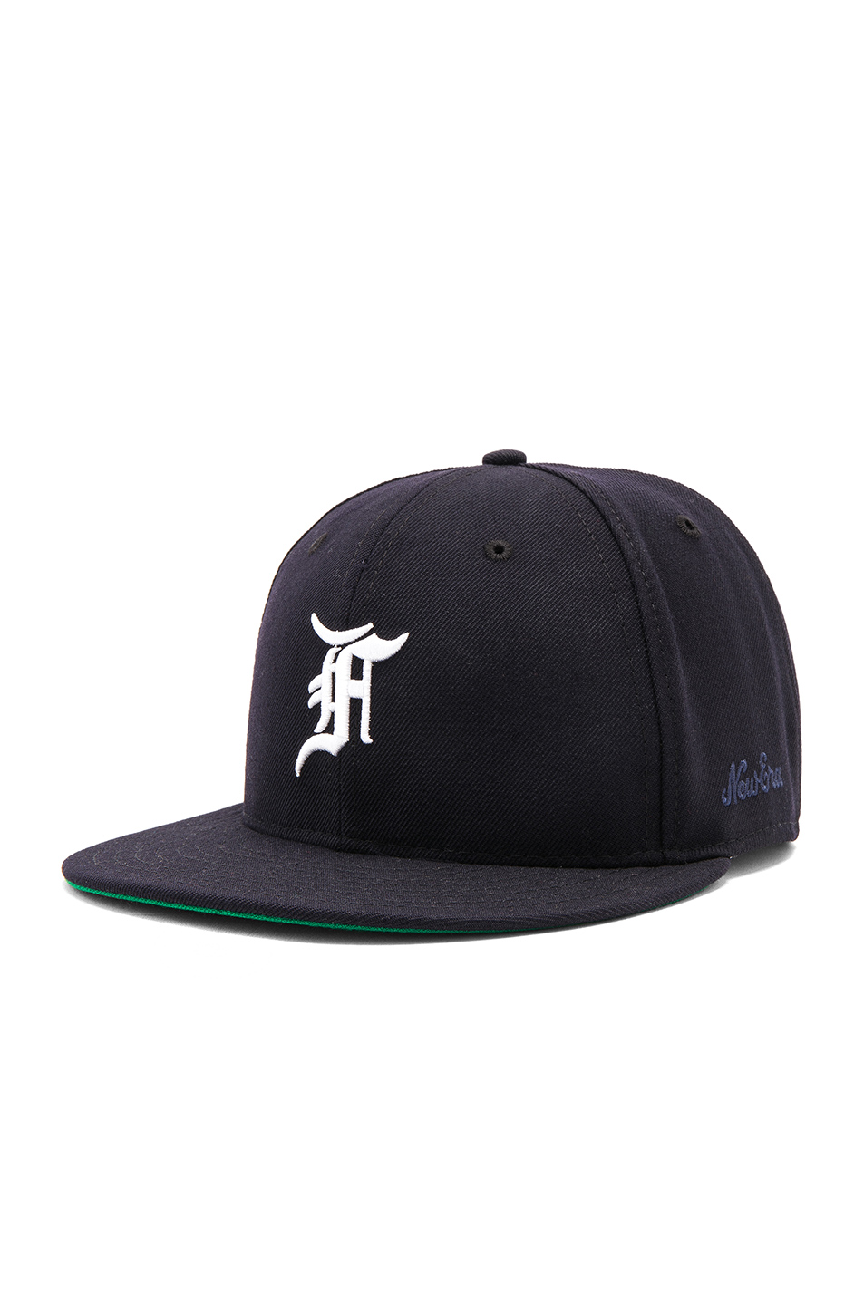 8e8d5c32a x New Era Fitted Cap, Fear of God