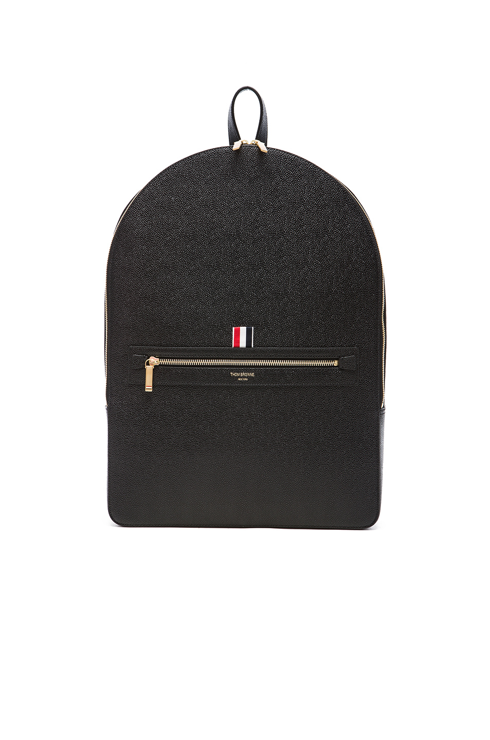 66286db166 Thom Browne Pebble Grain Backpack; Thom Browne Pebble Grain Backpack ...