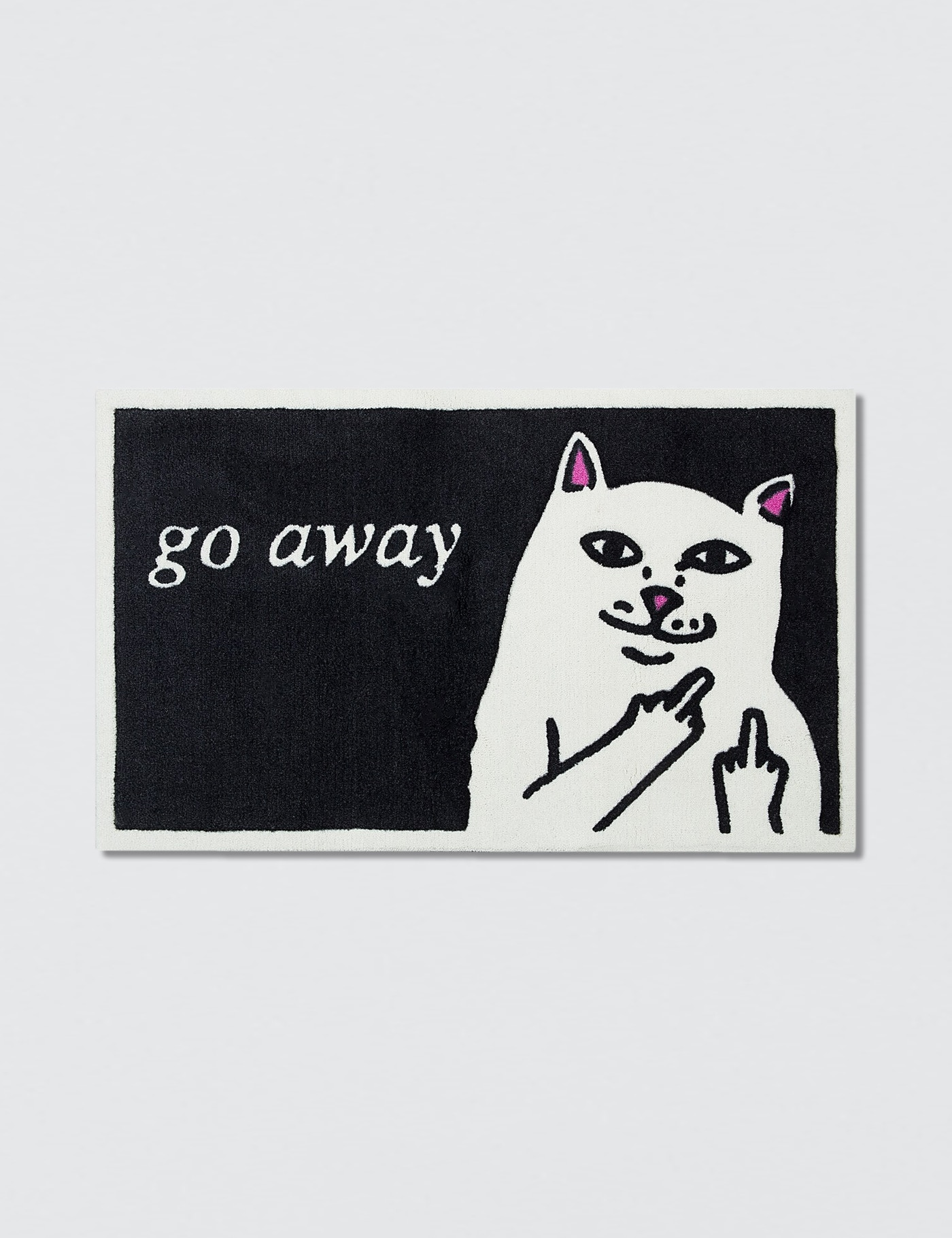 Buy Original RIPNDIP Go Away Rug at Indonesia | BOBOBOBO